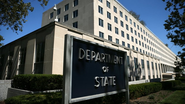 The US State Department is believed to have insisted on the removal