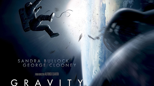 Gravity opens in cinemas on Friday October 18