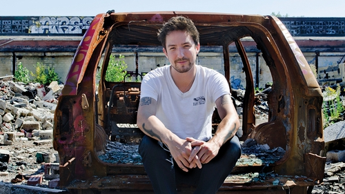 Frank Turner - New album Tape Deck Heart out now