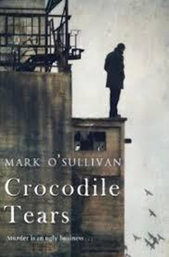 Author Mark O'Sullivan