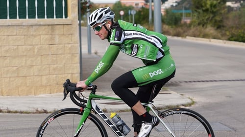 Sam Bennett will be part of the  An Post Chain Reaction Sean Kelly team.