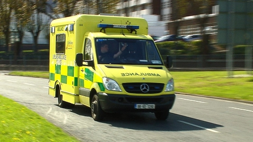 Gardaí and two ambulance crews rushed to the scene near the village of Knocknagree