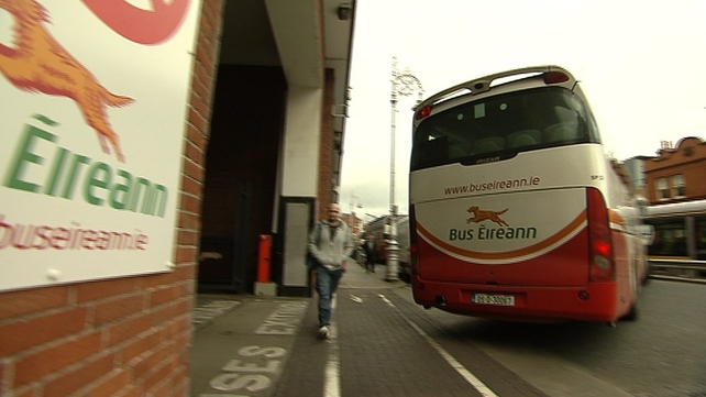 Bus Éireann says the impact on services across the country is not yet clear