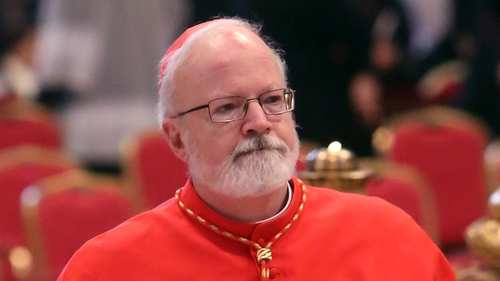 Cardinal Sean O'Malley said the Taoiseach is 'aggressively promoting abortion legislation'