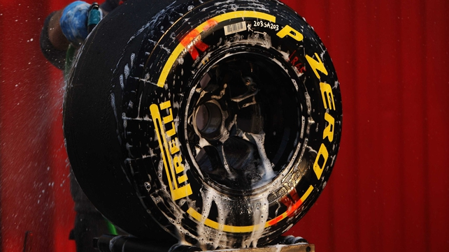 """We would have to look at changing some parts of the structure, which is something we can do,"" - Pirelli Motorsport Director Paul Hembery."