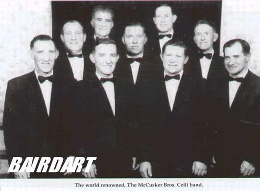 The McCusker Brothers Céilí Band