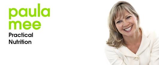 Paula Mee - Nutrition Consultant - Alkaline Diet