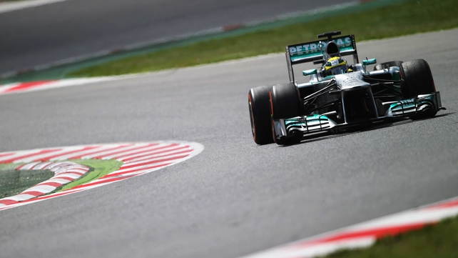 Mercedes have become this season's one-lap specialists as they have now taken pole at the last three races