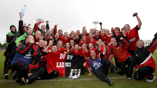 Down - 2013 Division 3 champions