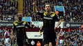 Lampard fires Chelsea to brink of Champions League