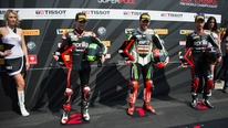 Eugene Laverty talks about his recent World Superbike Championship success