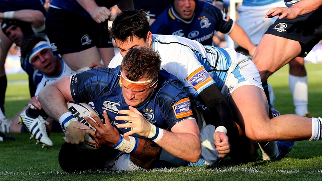 Heaslip has won a Grand Slam with Ireland and three Heineken Cups and two PRO12 league titles with Leinster