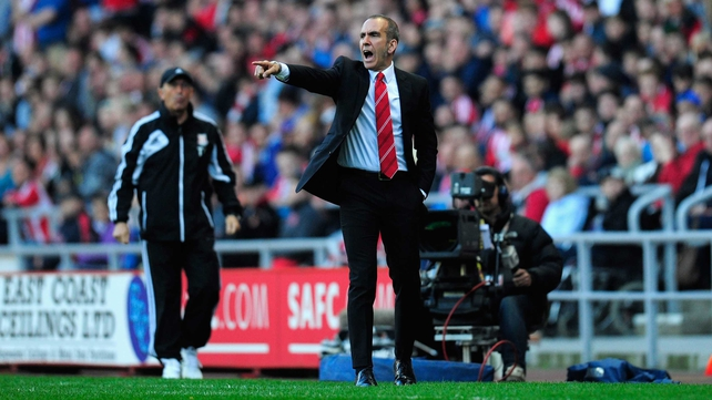 Paolo Di Canio took over as Sunderland boss last March