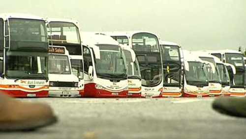 Bus Éireann has apologised for any inconvenience caused due to this industrial action