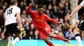 Sturridge hits hat-trick in Reds win over Fulham