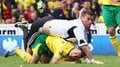 Norwich safe after thrashing West Brom