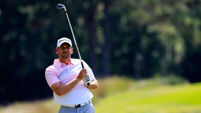 Sergio Garcia is up to 13th in the world rankings