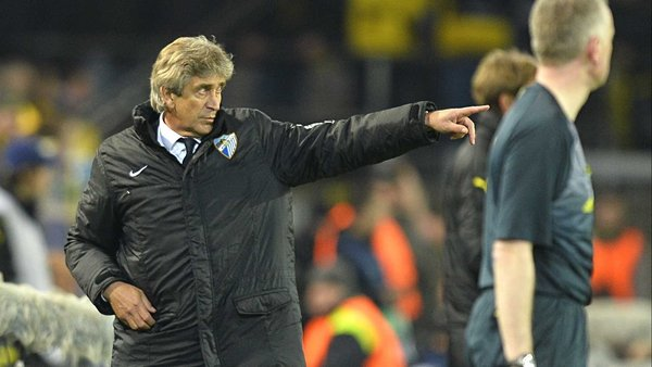 Manuel Pellegrini denies that he has agreed to join Manchester City