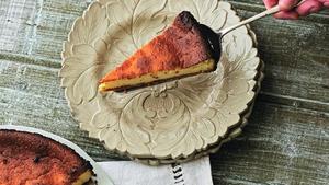 Clodagh McKenna's Baked Ricotta Cake