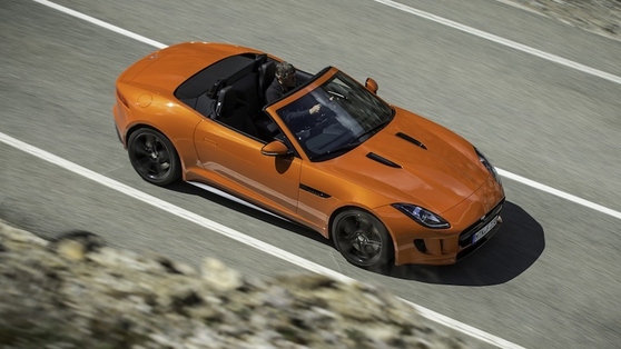 F-Type puts performance back at the heart of Jaguar