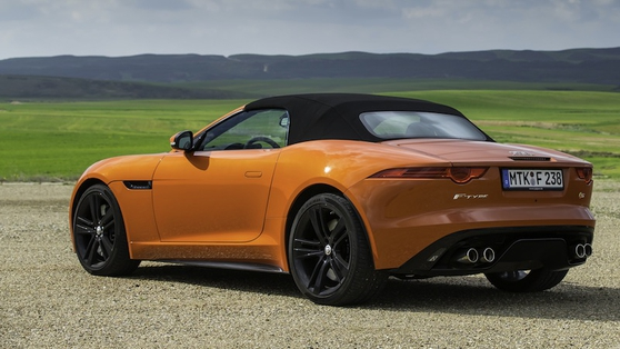 F-Type uses the latest tricks of the trade to deliver a glorious soundtrack to the driver