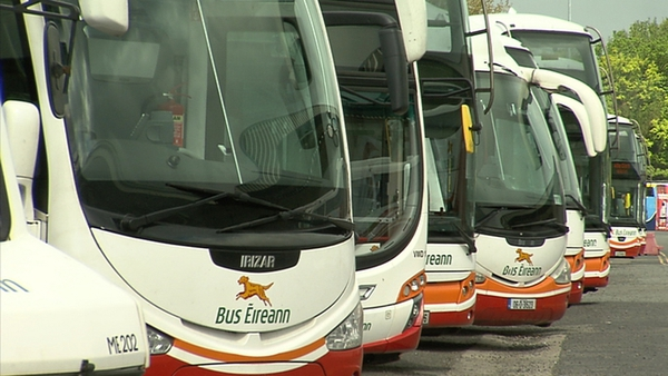 Management and unions at Bus Éireann to enter further discussions to resolve strike