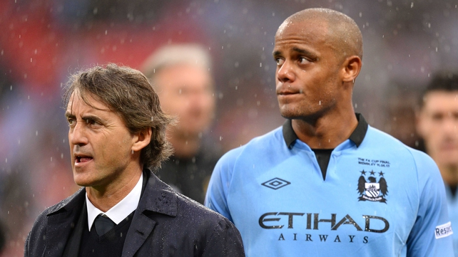 Mancini sacked by Manchester City