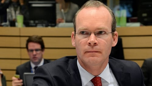 Minister for Agriculture Simon Coveney said talks were very useful and had made progress towards agreement