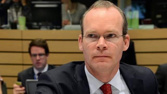 Minister for Agriculture Simon Coveney is chairing the talks