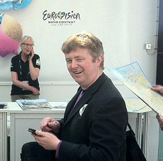Paul's Eurovision Q&A!