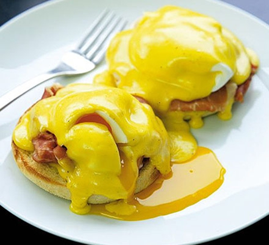 Neven's Recipes - Eggs Benedict