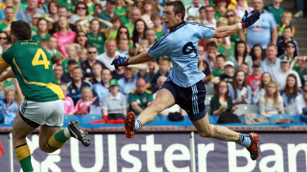 Dublin midfielder Denis Bastick says the competition for starting spots in Championship games is fierce