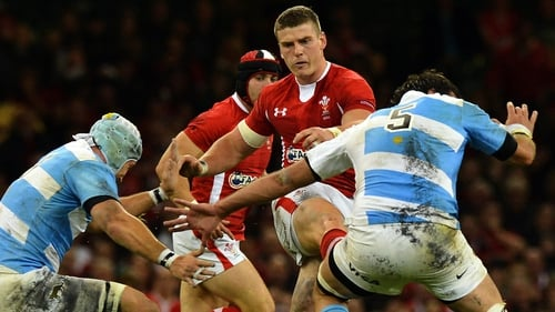 Scott Williams will not be replaced in the Wales training squad