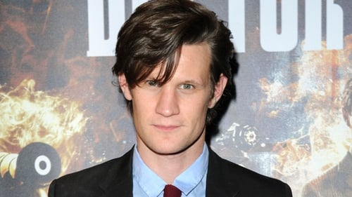 Dr Who star Matt Smith full of praise for Ryan Gosling