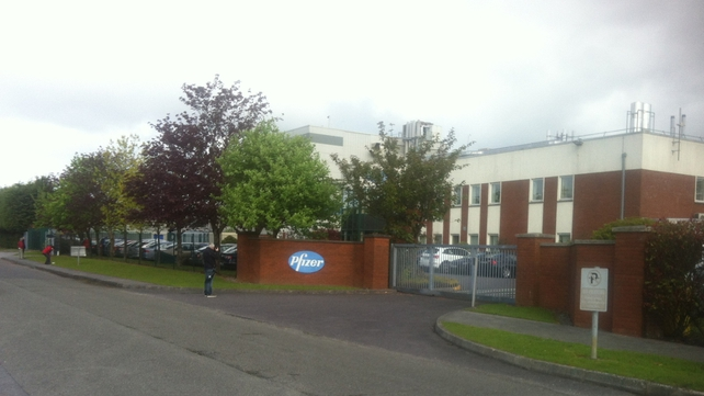 136 jobs under threat at Pfizer plant at Little Island in Cork
