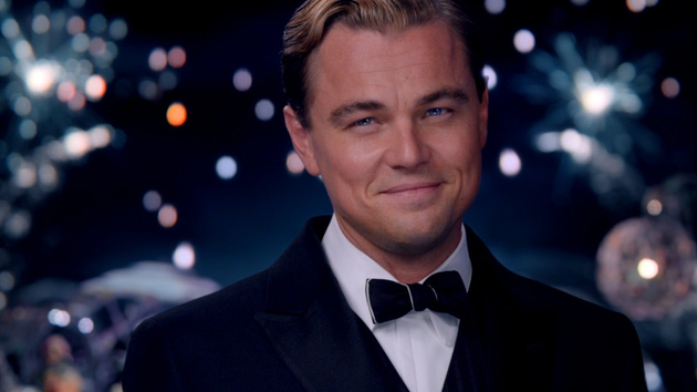 The moment Jay Gatsby appears is a major moment in the film