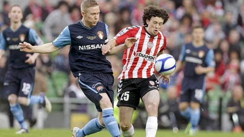Barry McNamee will travel to Denmark with the Ireland Under-21 squad at the end of the month