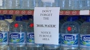 Boil water notice in Co Roscommon
