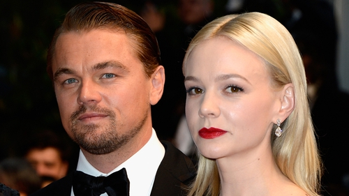 Mulligan and DiCaprio on the Cannes red carpet