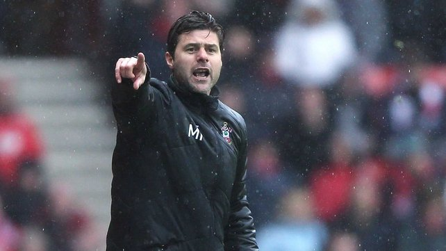 Mauricio Pochettino has threatened to leave Southampton