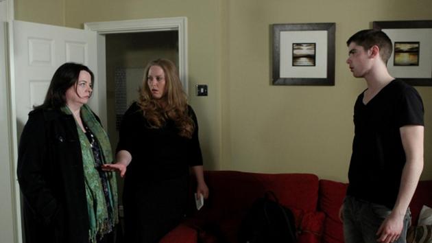 Niamh defends Callum