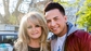 Bonnie Tyler, UK Eurovision hopeful with Irish singer Ryan Dolan
