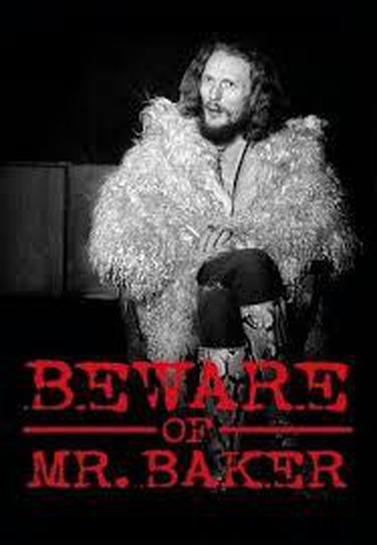 Film: 'Beware of Mr. Baker'