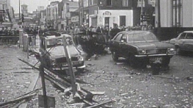 33 people were killed in the bomb attacks on 17 May 1974