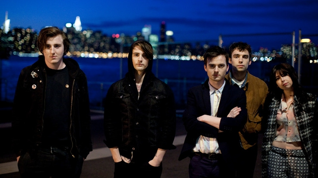 Little Green Cars speed to No 1