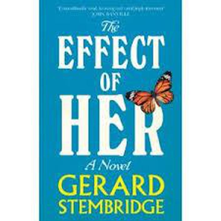 Gerry Stembridge's new novel