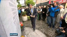Dublin and Monaghan bombings anniversary