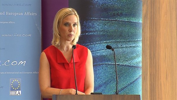 Marne Levine said the directive was a great opportunity for Europe to define its role in innovation