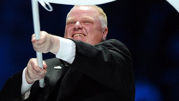 Toronto Mayor Rob Ford has denied that he smokes crack cocaine