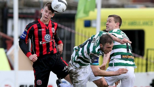 Shamrock Rovers have now drawn nine games so far this season
